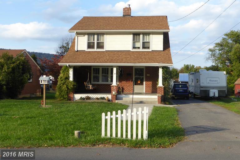 451 W Gravel Ln, Romney, WV 26757