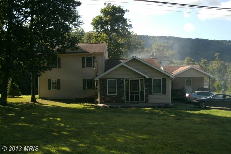 16009 Blacklog Valley Rd, Orbisonia, PA 17243