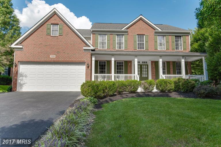 7133 COLLINGWOOD COURT, Elkridge-Baltimore, Maryland