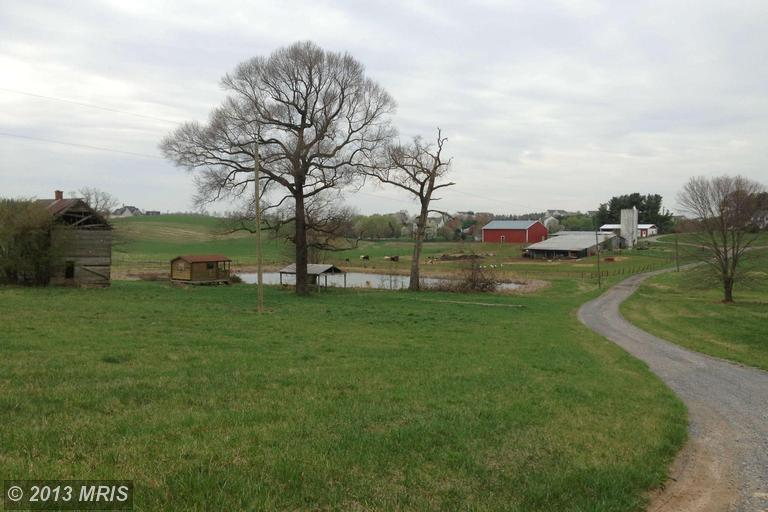 43.72 acres in Woodbine, Maryland