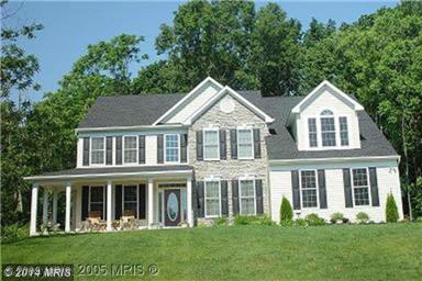 3.14 acres in Woodbine, Maryland