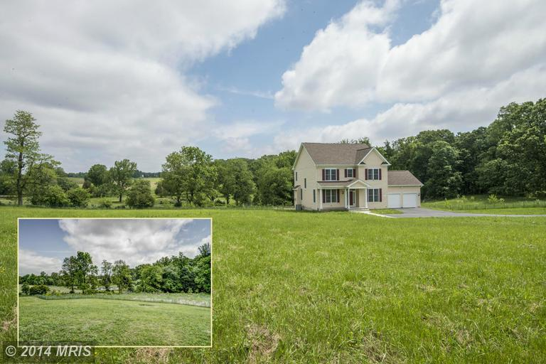 4.79 acres Woodbine, MD