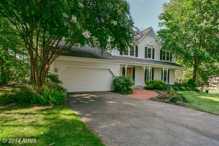 One of North Laurel 4 Bedroom Price Reduced Homes for Sale