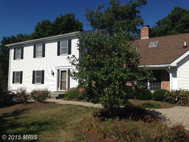 17.34 acres Mount Airy, MD