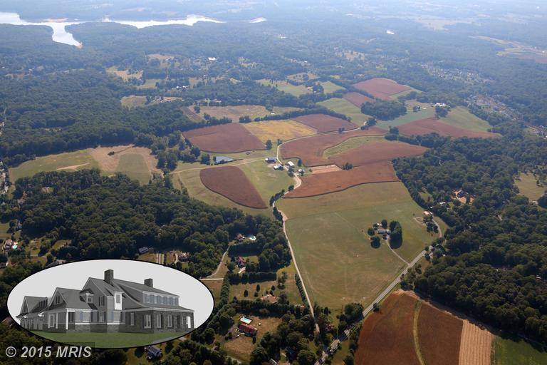 150 acres Dayton, MD