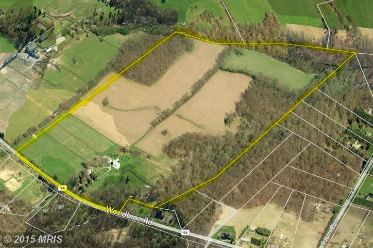 105.2 acres Woodbine, MD