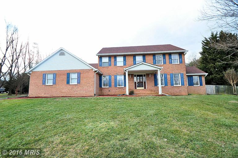 3 acres Clarksville, MD
