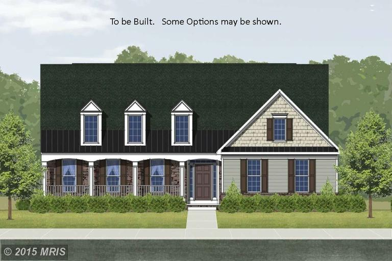 Belmeade Way # ASHLAND PLAN, Shepherdstown, WV 25443