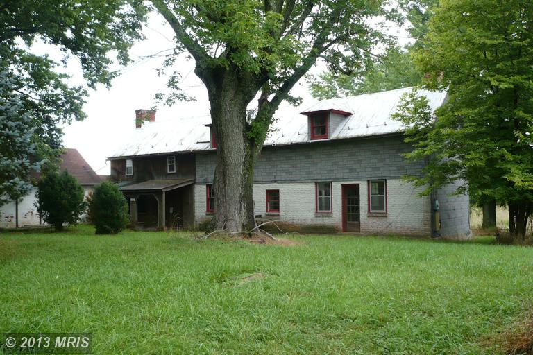 40.59 acres in Shepherdstown, West Virginia