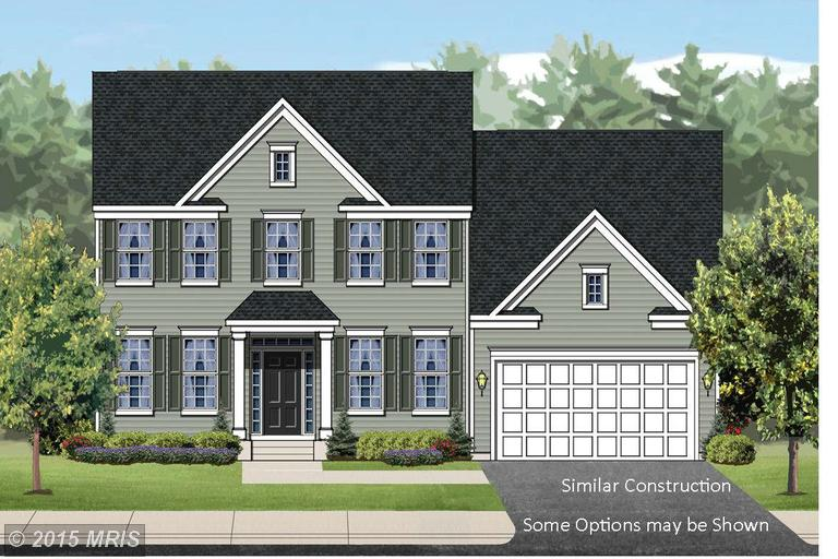 Five Forks Dr # FAIRFAX II PLAN, HARPERS FERRY, WV 25425