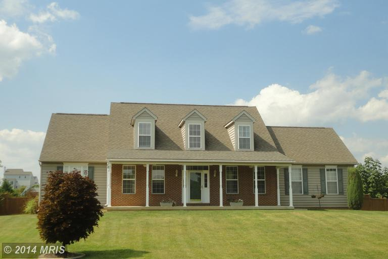 129 Carriage Dr, Harpers Ferry, WV 25425