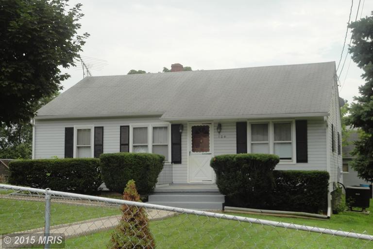 104 Cooke St, Ranson, WV 25438