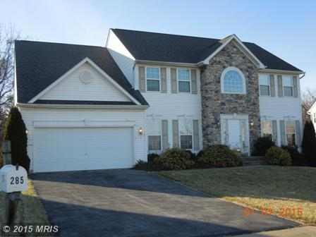 285 Spyglass Hill Dr, Charles Town, WV 25414