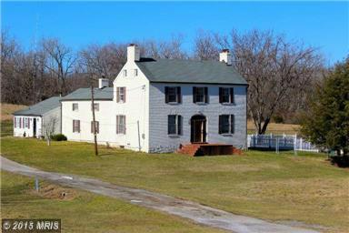 40.82 acres Harpers Ferry, WV