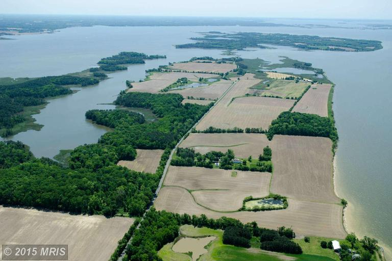170 acres in Rock Hall, Maryland