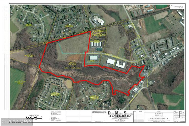 90.23 acres in Chestertown, Maryland