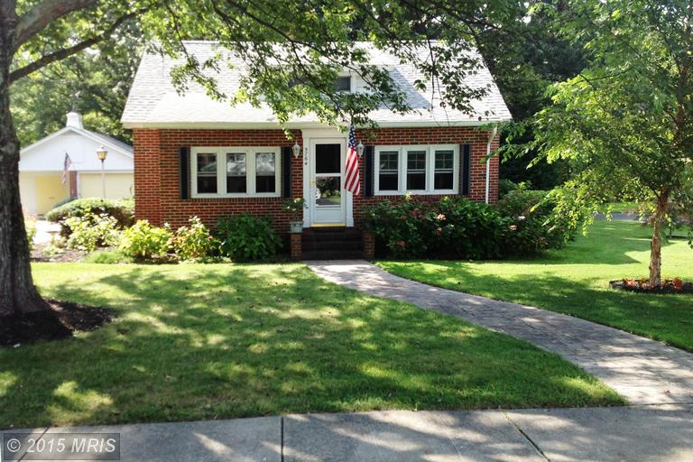 5764 S Hawthorne Ave, Rock Hall, MD 21661