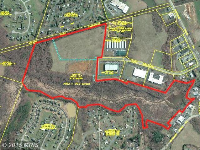 92 acres Chestertown, MD