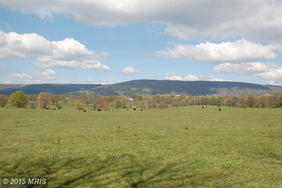 71.14 acres by Bluemont, Virginia for sale
