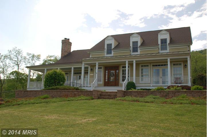 Image of Residential for Sale near Upperville, Virginia, in Loudoun county: 50.54 acres