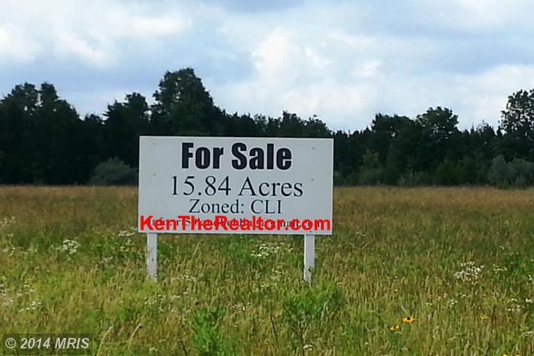 Image of Acreage for Sale near South Riding, Virginia, in Loudoun county: 15.84 acres