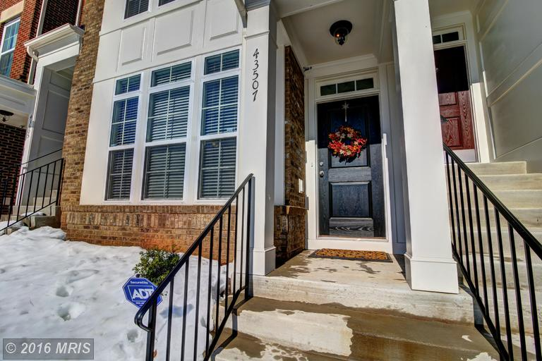43507 TOWN GATE SQUARE, Chantilly in LOUDOUN County, VA 20152 Home for Sale