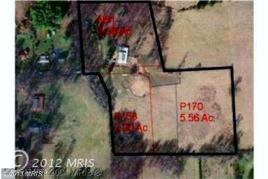 3.38 acres in Sandy Spring, Maryland