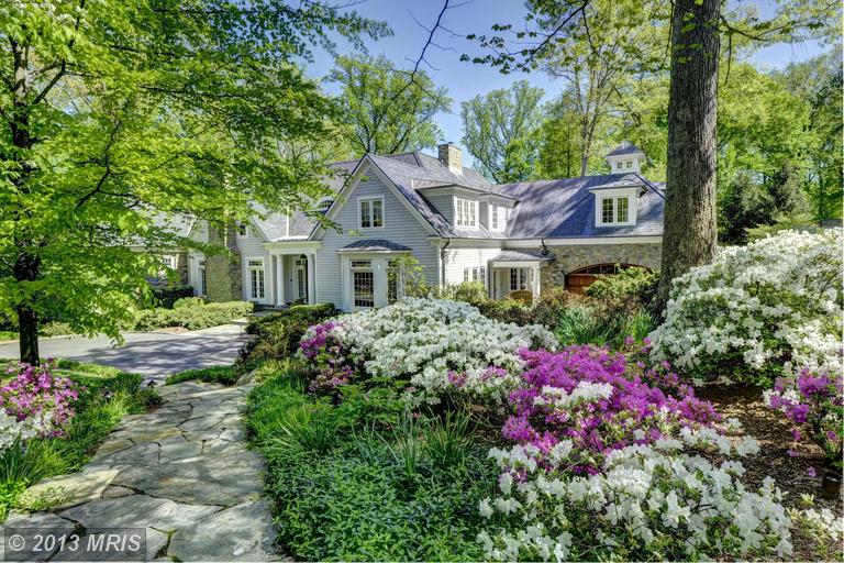 2.85 acres in Bethesda, Maryland