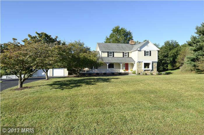 2 acres in Gaithersburg, Maryland