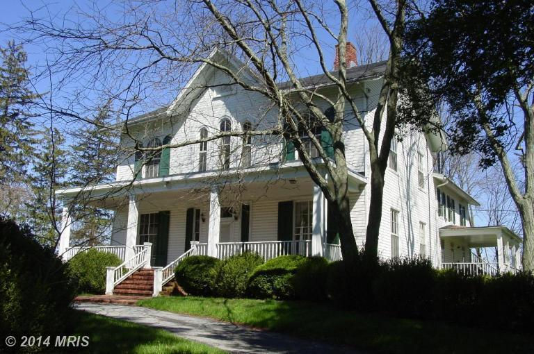 196.71 acres Brookeville, MD