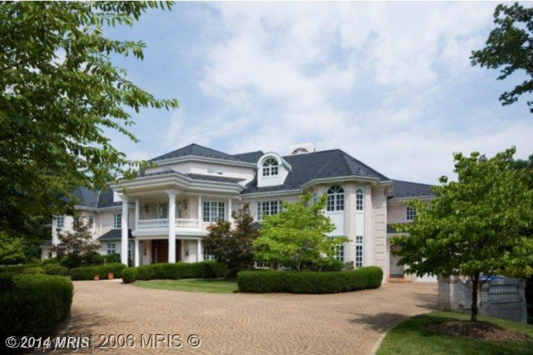 2.45 acres in Bethesda, Maryland