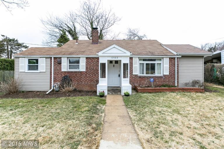12102 GRANDVIEW AVENUE, one of homes for sale in Wheaton-Glenmont