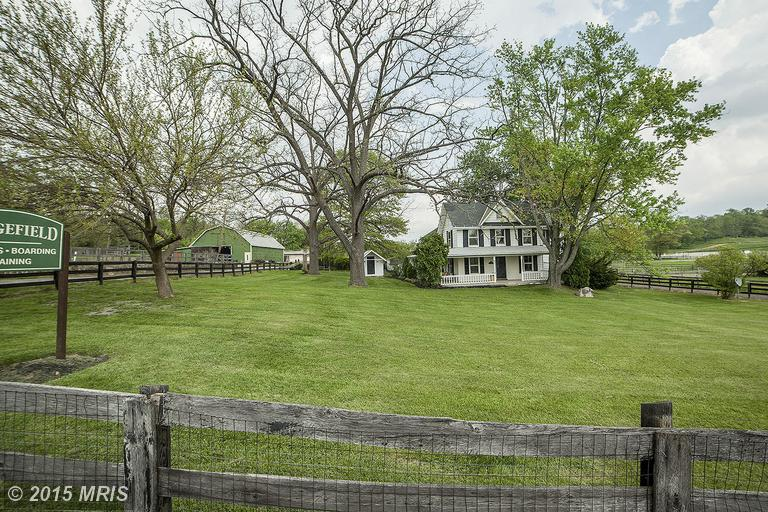 22.5 acres Mount Airy, MD