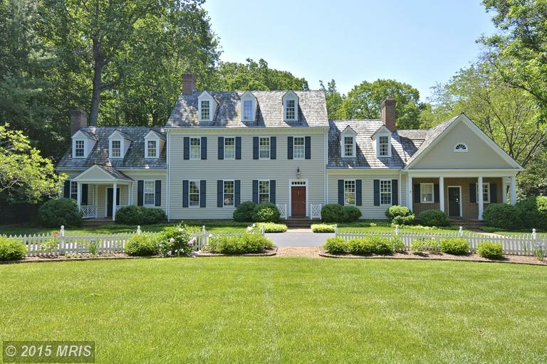2.2 acres Potomac, MD