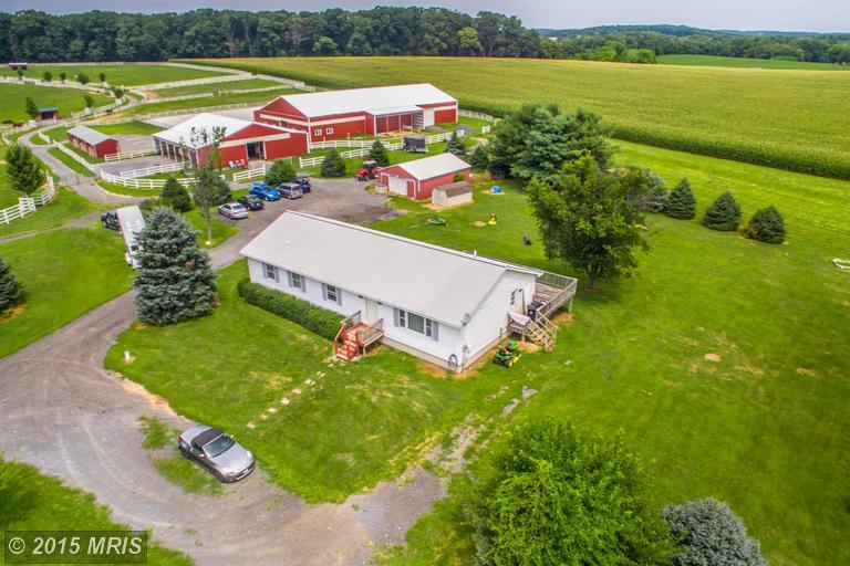 19.1 acres Gaithersburg, MD