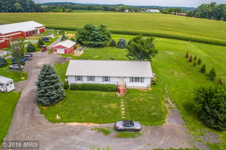 17.78 acres Gaithersburg, MD