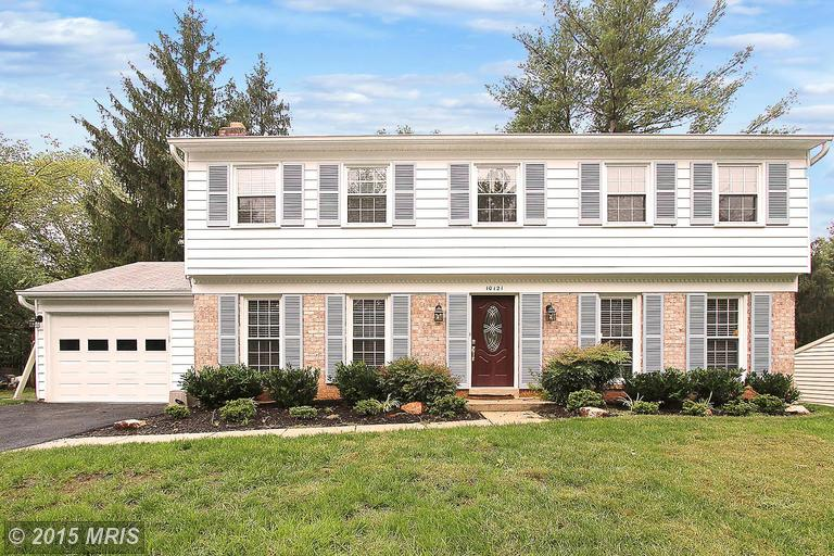 10121 COLEBROOK AVENUE, Potomac in MONTGOMERY County, MD 20854 Home for Sale