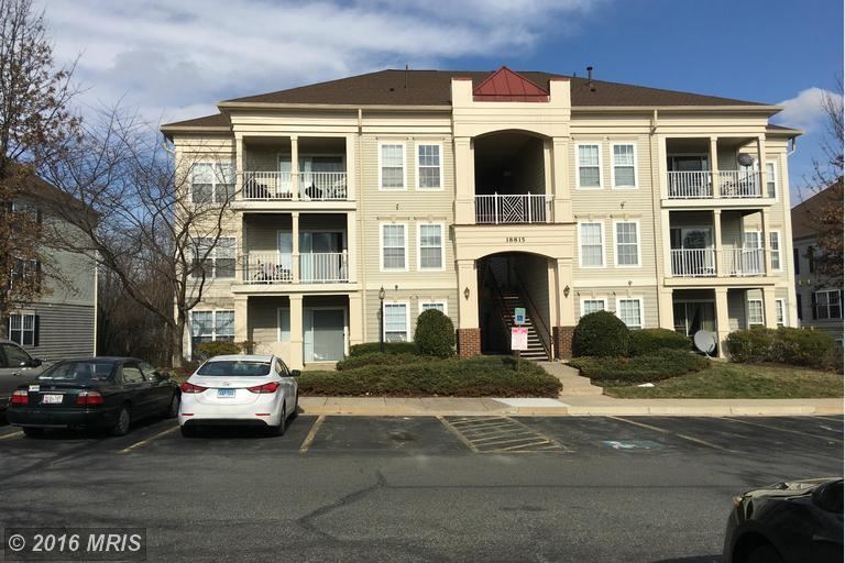 18815 SPARKLING WATER DRIVE 4-C, Germantown, Maryland