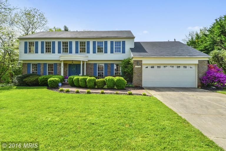 12516 OVER RIDGE ROAD, Potomac in MONTGOMERY County, MD 20854 Home for Sale