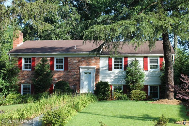 7204 BLACKLOCK ROAD, Bethesda in MONTGOMERY County, MD 20817 Home for Sale