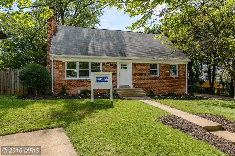 9605 SINGLETON DRIVE, Bethesda in MONTGOMERY County, MD 20817 Home for Sale