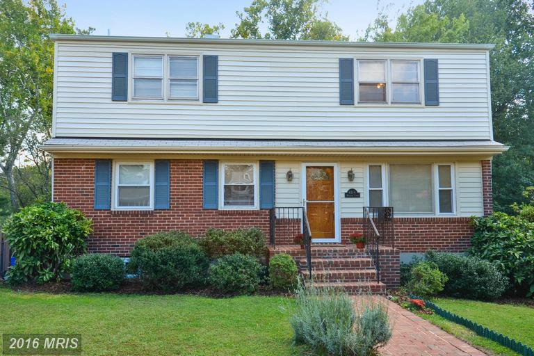4114 Mitscher Ct, Kensington, MD 20895