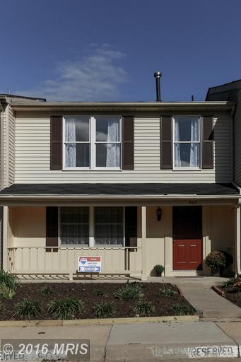 803 Curry Ford Ln, Gaithersburg, MD 20878