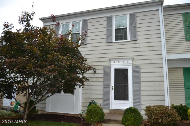 4503 Cannes Ln, Olney, MD 20832
