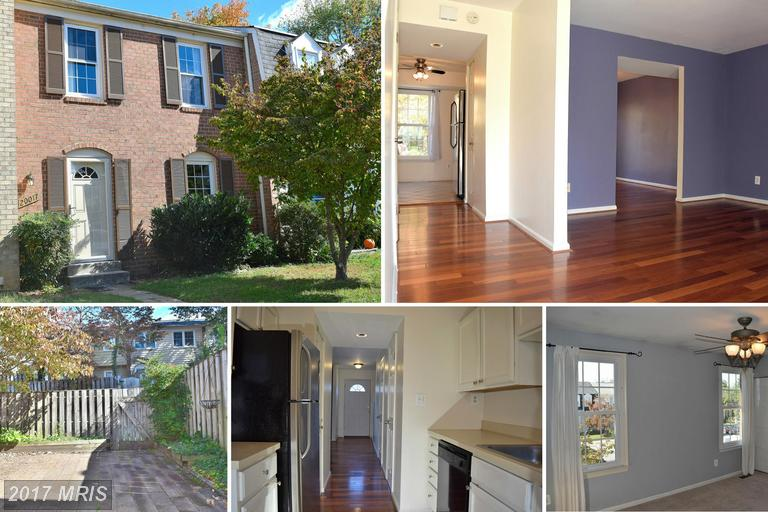 Townhouse, Contemporary - MONTGOMERY VILLAGE, MD (photo 1)