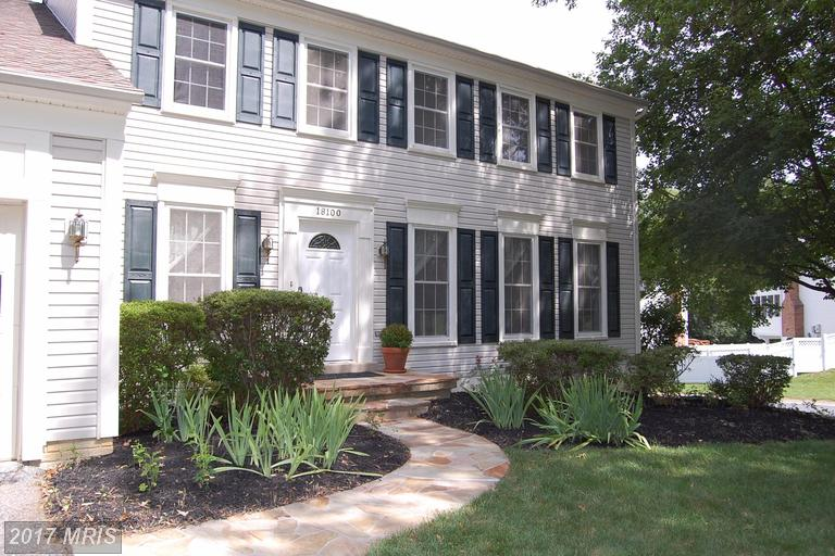 18100 Headwaters Dr, Olney, MD 20832
