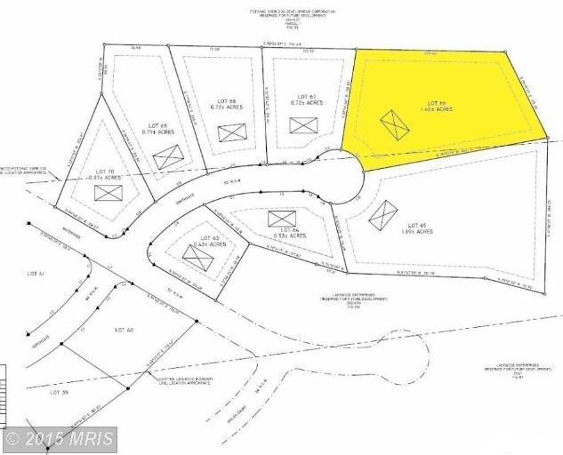 1.46 acres by Ridgeley, West Virginia for sale