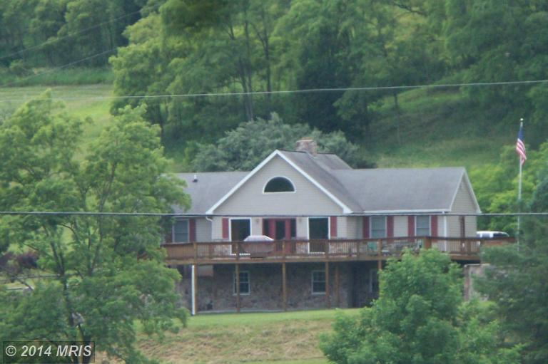7.8 acres in Keyser, West Virginia