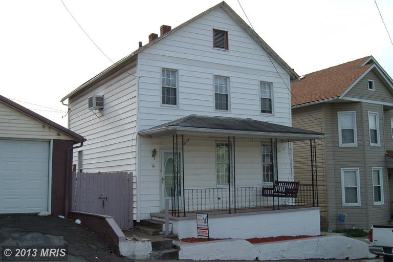 14 Wabash St, Wiley Ford, WV 26767