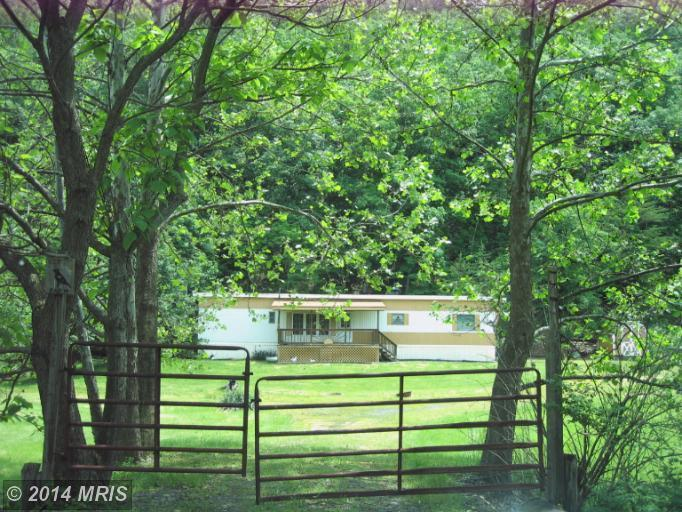 10.14 acres in Keyser, West Virginia